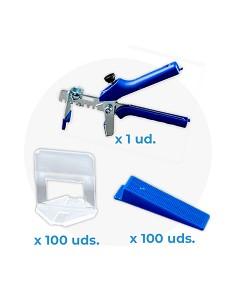 Euroshrink kit Eurolevelling Wedge Solution (100 calzos + 100